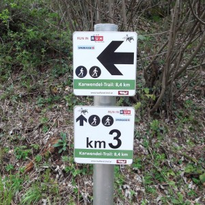 Routenvorschläge zum Trailrunning in und um Innsbruck