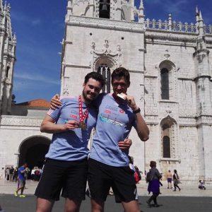 Lissabon-Halbmarathon