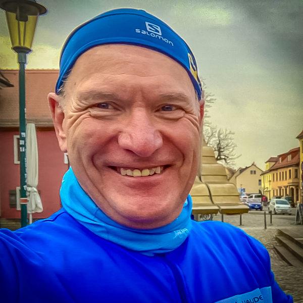 Wir laufen weiter - Bernd