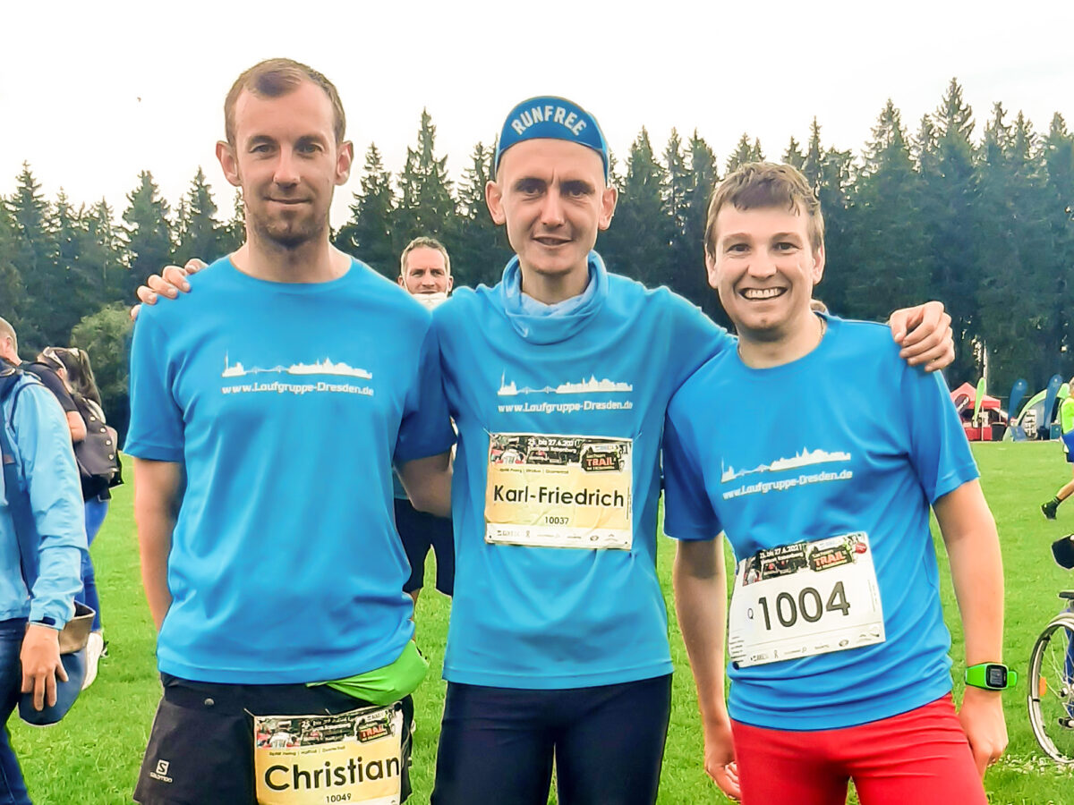 27.06.2021 Christian, Kalle und Ronny @ Sachsentrail