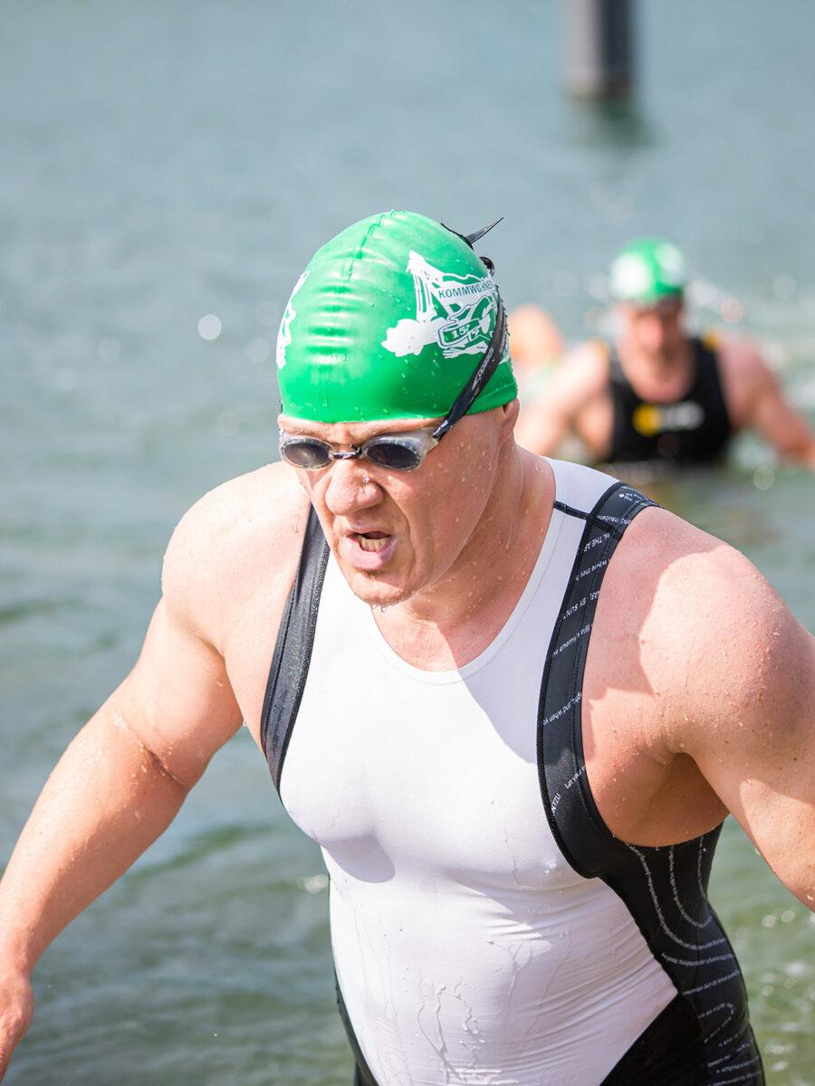 10.07.2021 Steffen @ Swim'N'Run & Triathlon Görlitz